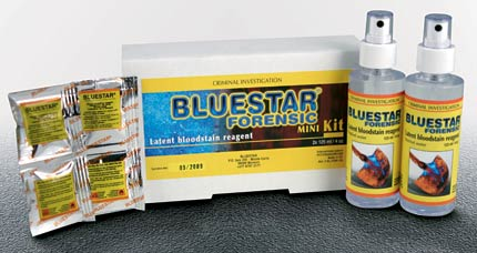 BLUESTAR® Forensic Mini Kit